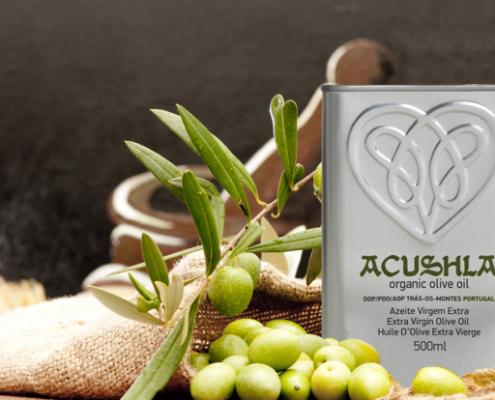 Acushla - Azeite Virgem Extra
