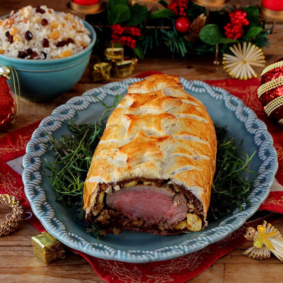 Beef Wellington Natal